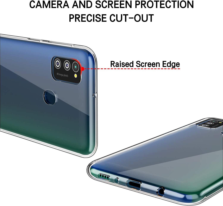 iBetter Diseño para Funda Samsung Galaxy M30s/M21 Funda ...