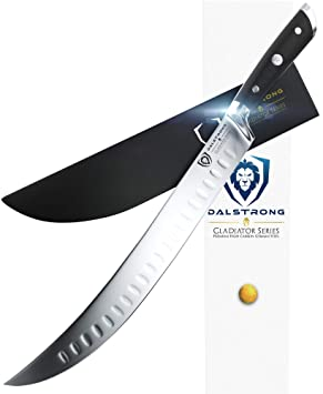 Dalstrong Carnicería rompiendo Cimitar cuchillo - serie 10