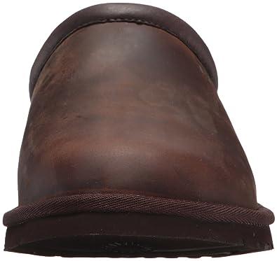734002d0f70 UGG Men's Classic Clog Mule Black: Amazon.ca: Shoes & Handbags