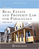 Real Estate and Property Law for Paralegals (Aspen College Series)