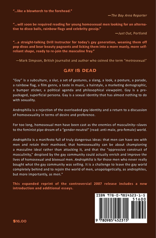 Androphilia sexuality