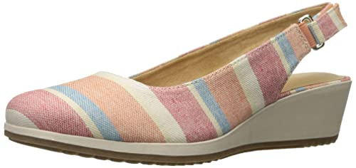 a7f7fd613589 Naturalizer Women s Bridget Espadrille Wedge  Amazon.ca  Shoes ...