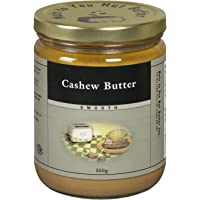 Nuts to You Nut Butter Cashew Butter - Smooth, 500 g