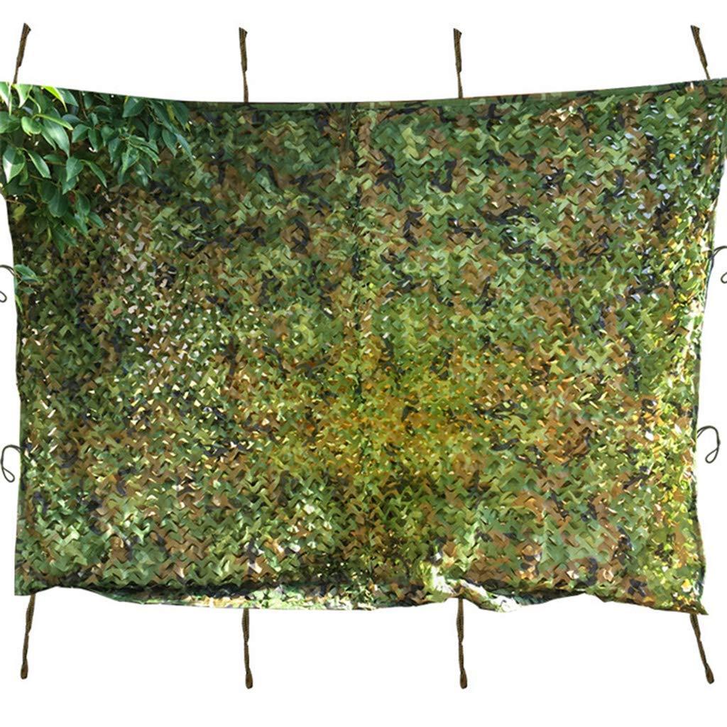 33m M-Y-L Filet camouflageboisland Camouflage Net Camping écran Solaire Filet Décoration Couverture De Voiture,4  5m