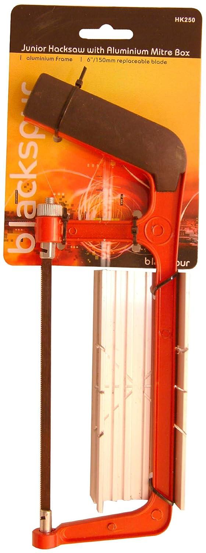 Blackspur bb-hk250 Junior Bü gelsä ge mit Aluminium Mitre Box