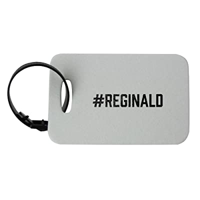 #REGINALD luggage tag