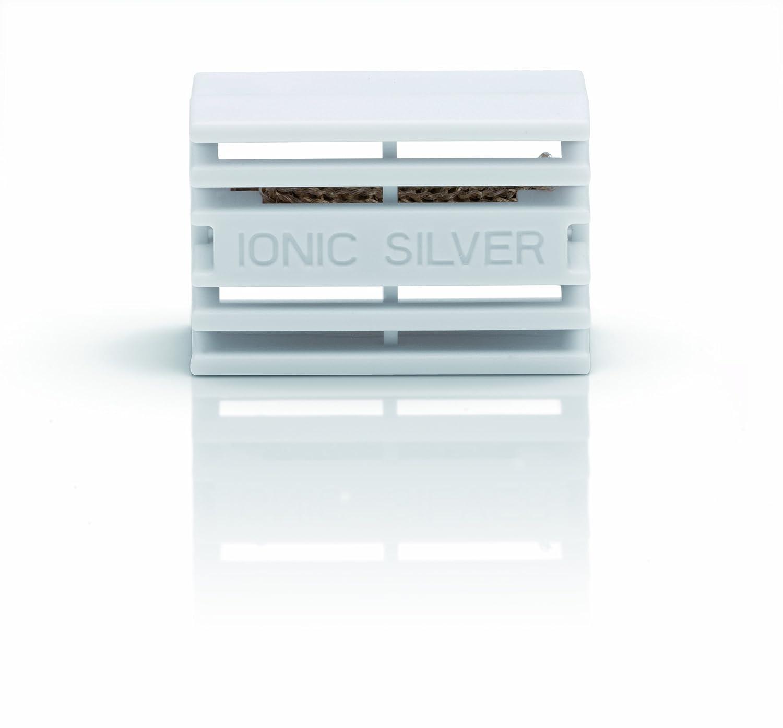 Stadler Form A-111 Silver Cube - Cubo de iones para humidificador con protector antibacterias