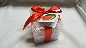 Spa Pure WATERMELON Bath Bombs: Gift Set with 14 1 oz, ultra-moisturizing, great for dry skin, makes a great gift