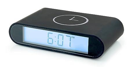 Flip – Reloj despertador encender y apagar la alarma por es compatible con el reloj