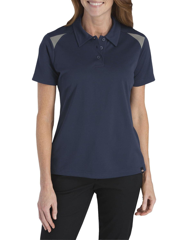 Womens Performance Shop Polo Work Shirt Dickies D-FS606 S.S