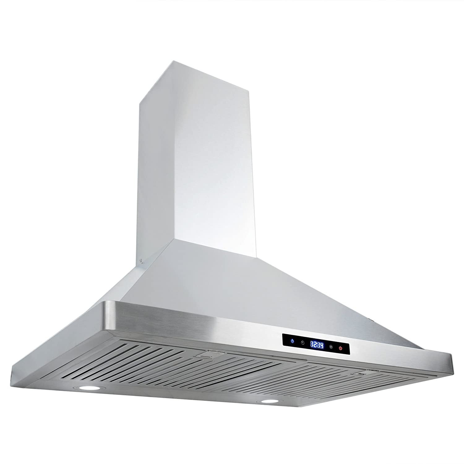 Amazon.com: Cosmo 63175S 30 in. Wall Mount Range Hood with Soft ...