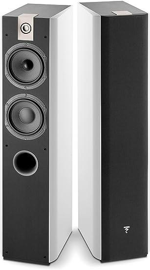 Focal Chorus 716 2 1//2 Way Bass Reflex Floorstanding Speaker Pair