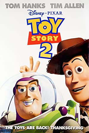 Toy Story 2 1999 U S  One Sheet Poster at Amazon's