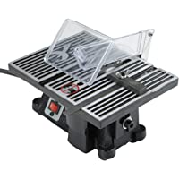 """Chicago Electric Power Tools 4"""" Mighty-Mite Table Saw"""