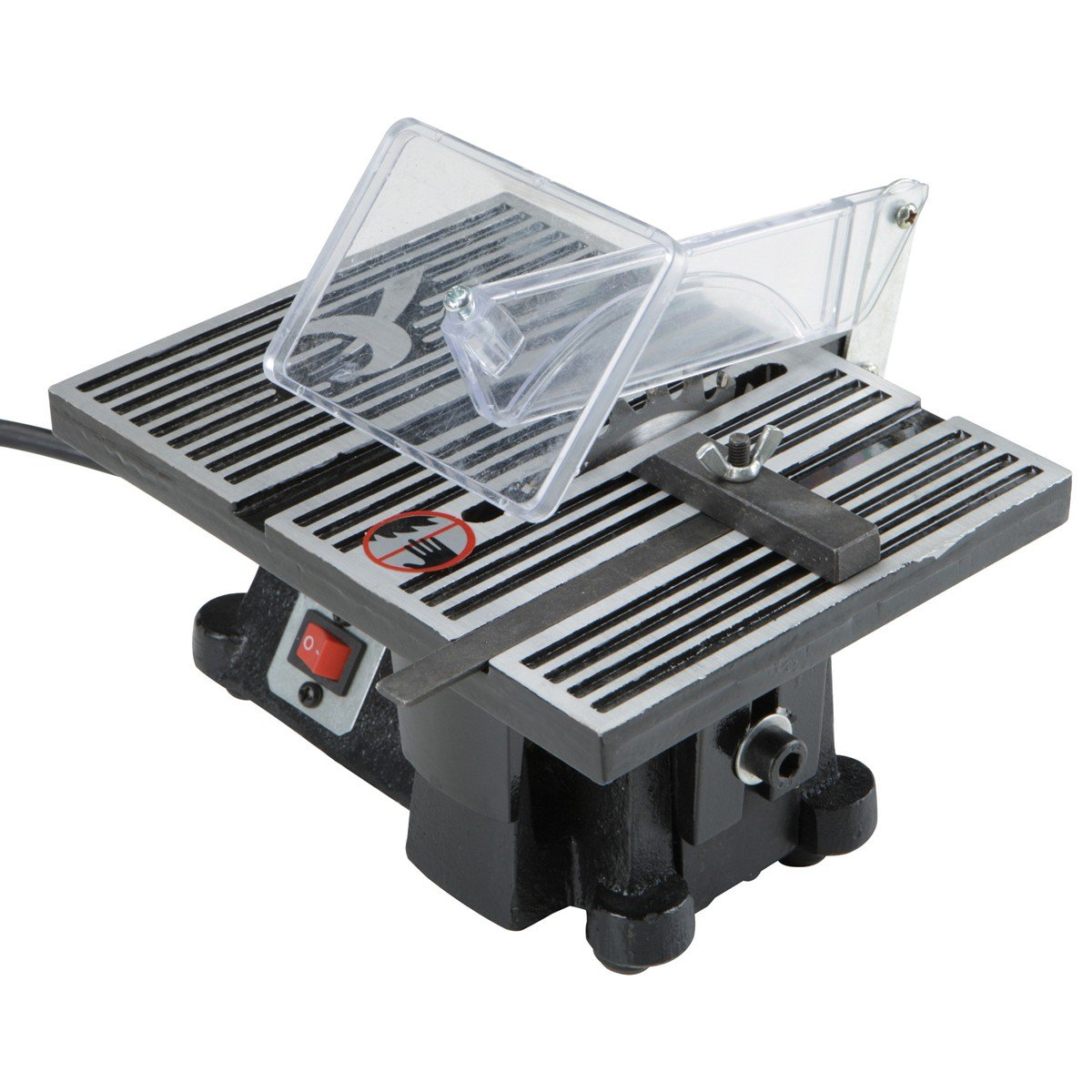 Chicago Electric Power Tools 4'' Mighty-Mite Table Saw by HF tools