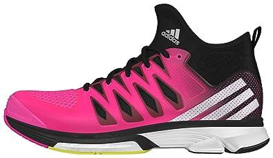 adidas donne volley risposta spinta 2 metà w pallavolo scarpe