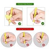 Sumind 6 Pieces Children Pencil Holder Grips Pen