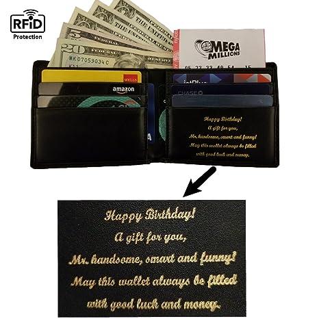 """Regalos de cumpleaños para hombre,""""Happy Birthday, un regalo para ti,"""