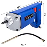 Mophorn 800W Hand Held Electric Concrete Vibrator
