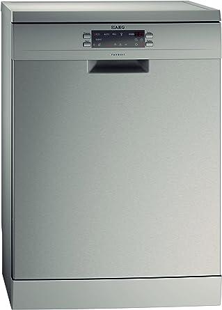 AEG F66702M0P - Lavavajillas Con Sistema De Secado Drytech: Amazon ...