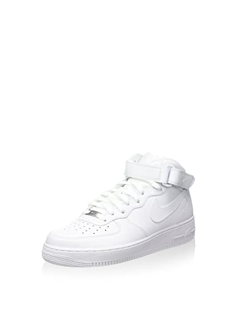 quality design 7ece4 2866a Nike AIR Force 1 MID 07 Mens Footwear Running Black White Gum Bottom 315123 -035 US 10 Amazon.ca Shoes  Handbags