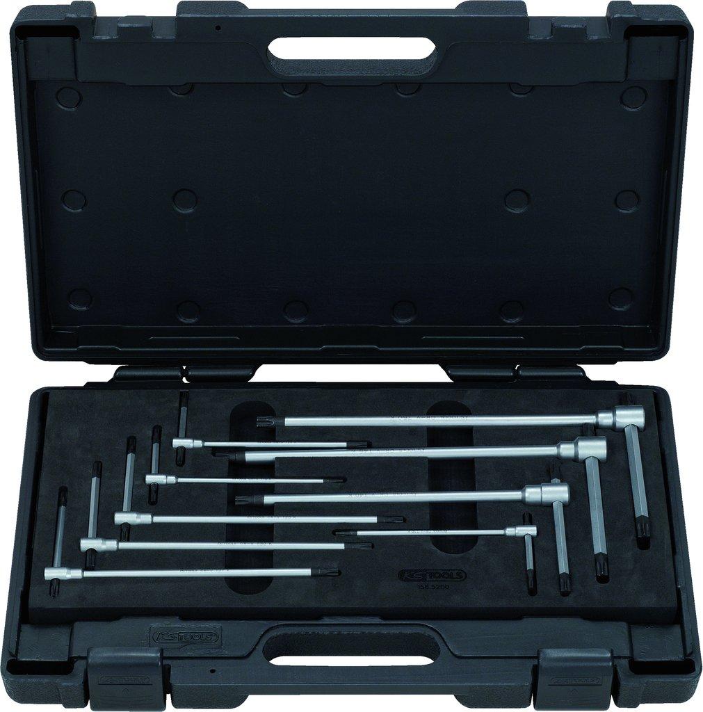 KS Tools 158.5200 3-Wege T-Griff-TX-Schlüssel-Satz, 9-tlg. B007XUIFOS | Bestellungen Sind Willkommen
