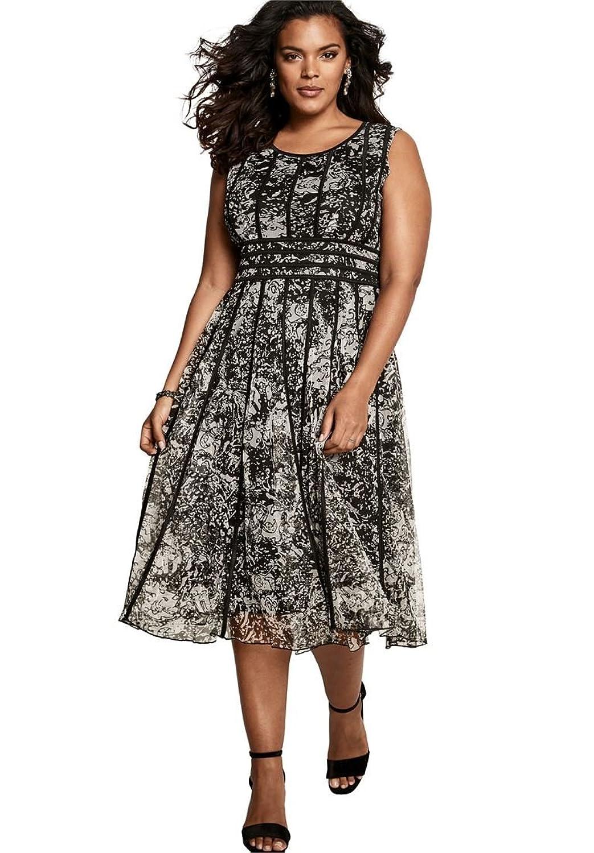 Roamans Womens Plus Size Long Kimono Dress At Amazon Womens