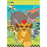 Amazon lion guard invitations 8 count lion king birthday party the lion guard favor bags 8ct filmwisefo