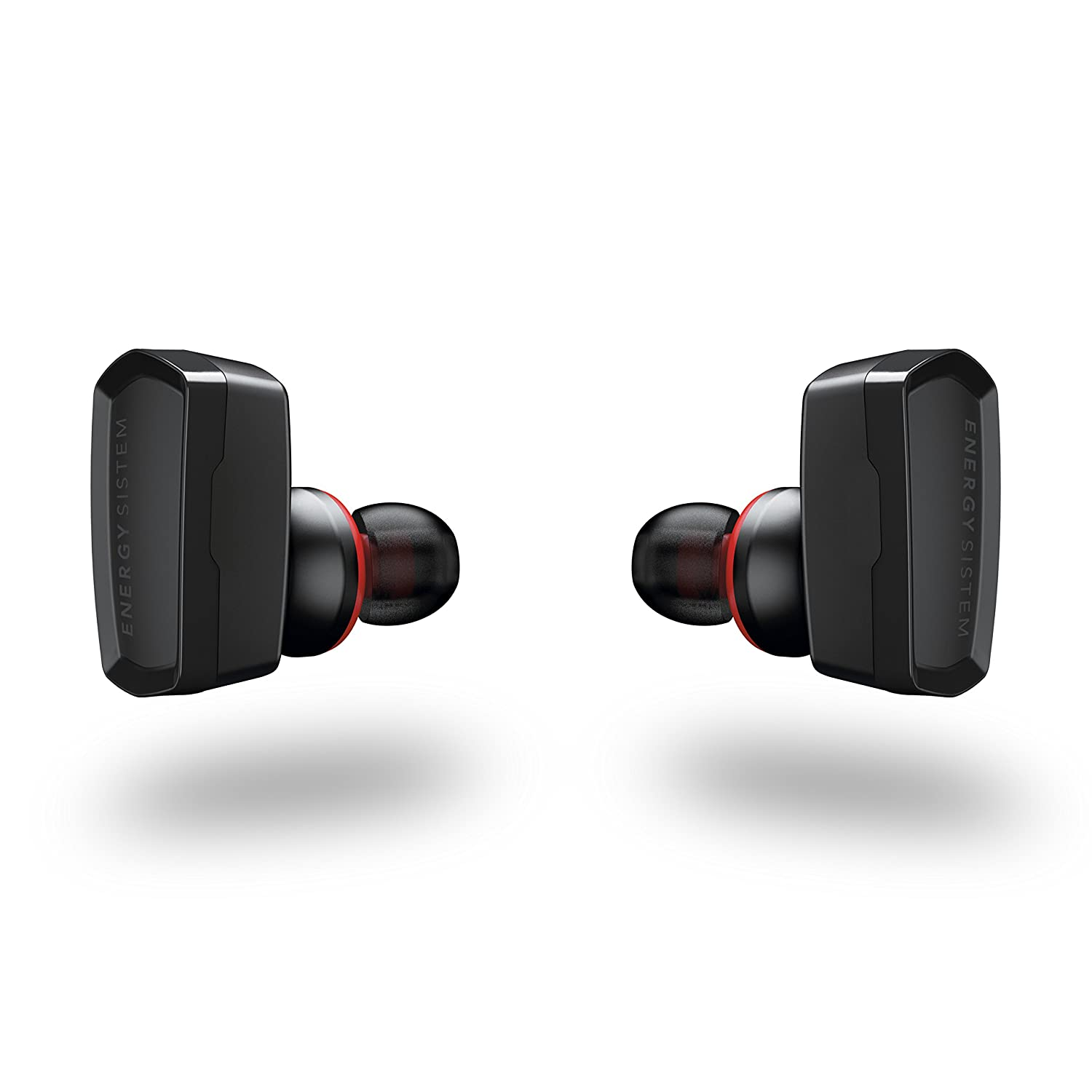 Energy Sistem Earphones 6 True Wireless - Auriculares (Bluetooth ampliado, Gancho, Control por