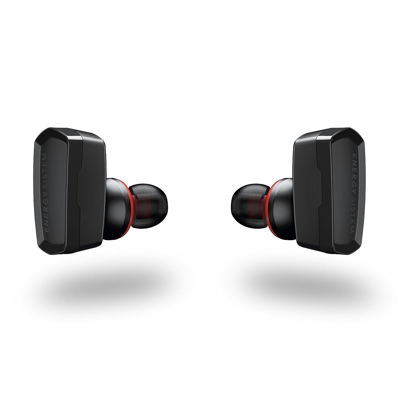 Energy Sistem Earphones 6 True Wireless - Auriculares (Bluetooth ampliado, Gancho, Control por