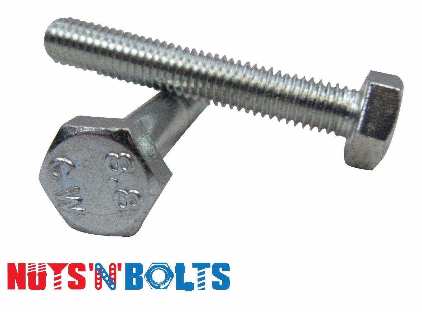 """5 Pack 5//16-1/"""" UNC A2 Stainless Steel High Tensile Cap Head Allen Bolt"""