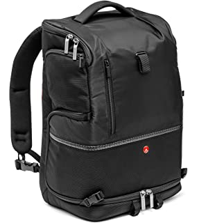 77f04d48233 Amazon.com   Manfrotto MB MA-BP-TRV Advanced Travel Backpack (Black ...