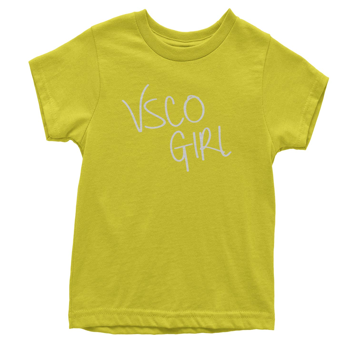 Expression Tees Vsco Girl Youth T-Shirt