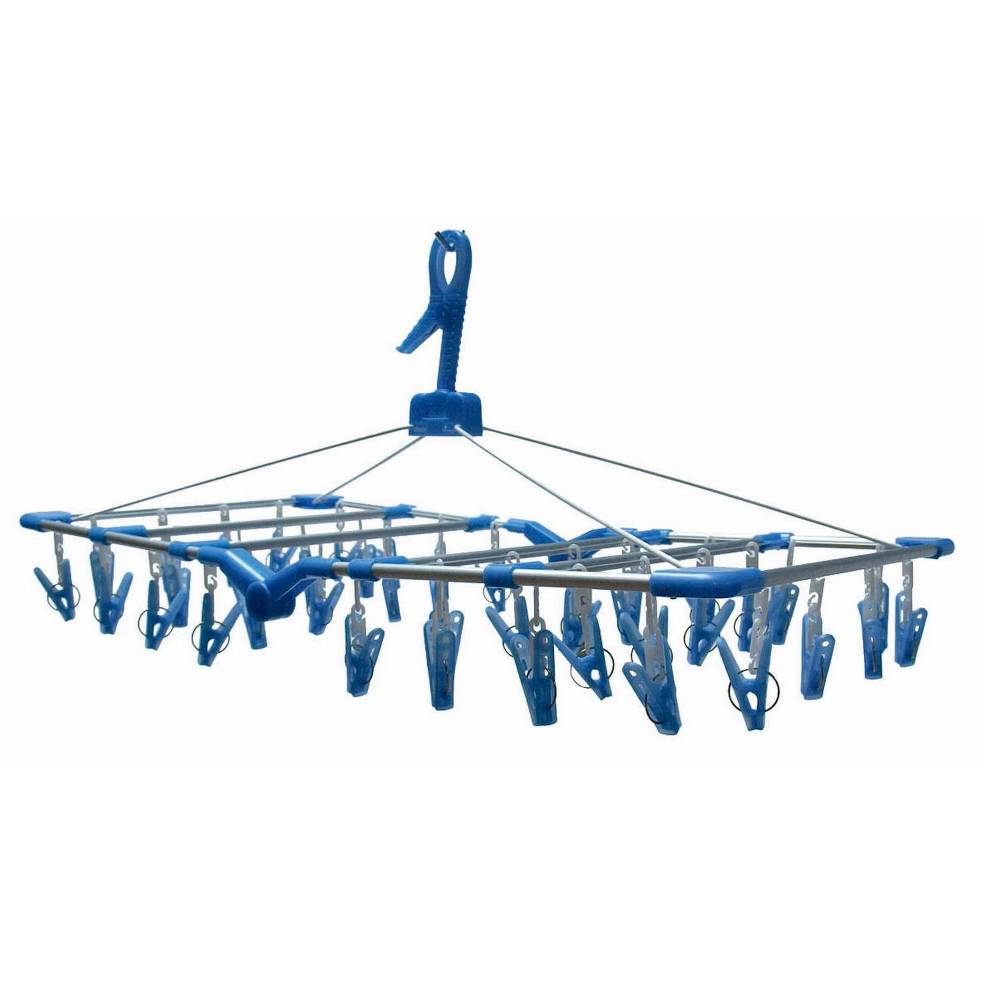 Camp 4 Olli Clothes Dryer (One Size) (Blue/Gray)