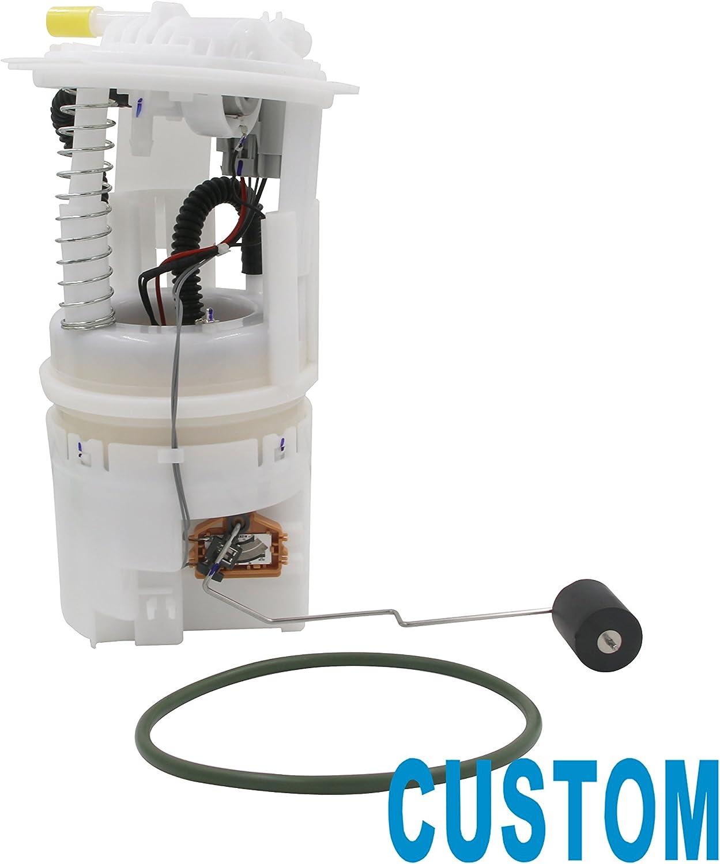 AUTOTOP New Electric Fuel Pump Module Assembly w//Level Sensor Sending Unit E7189M
