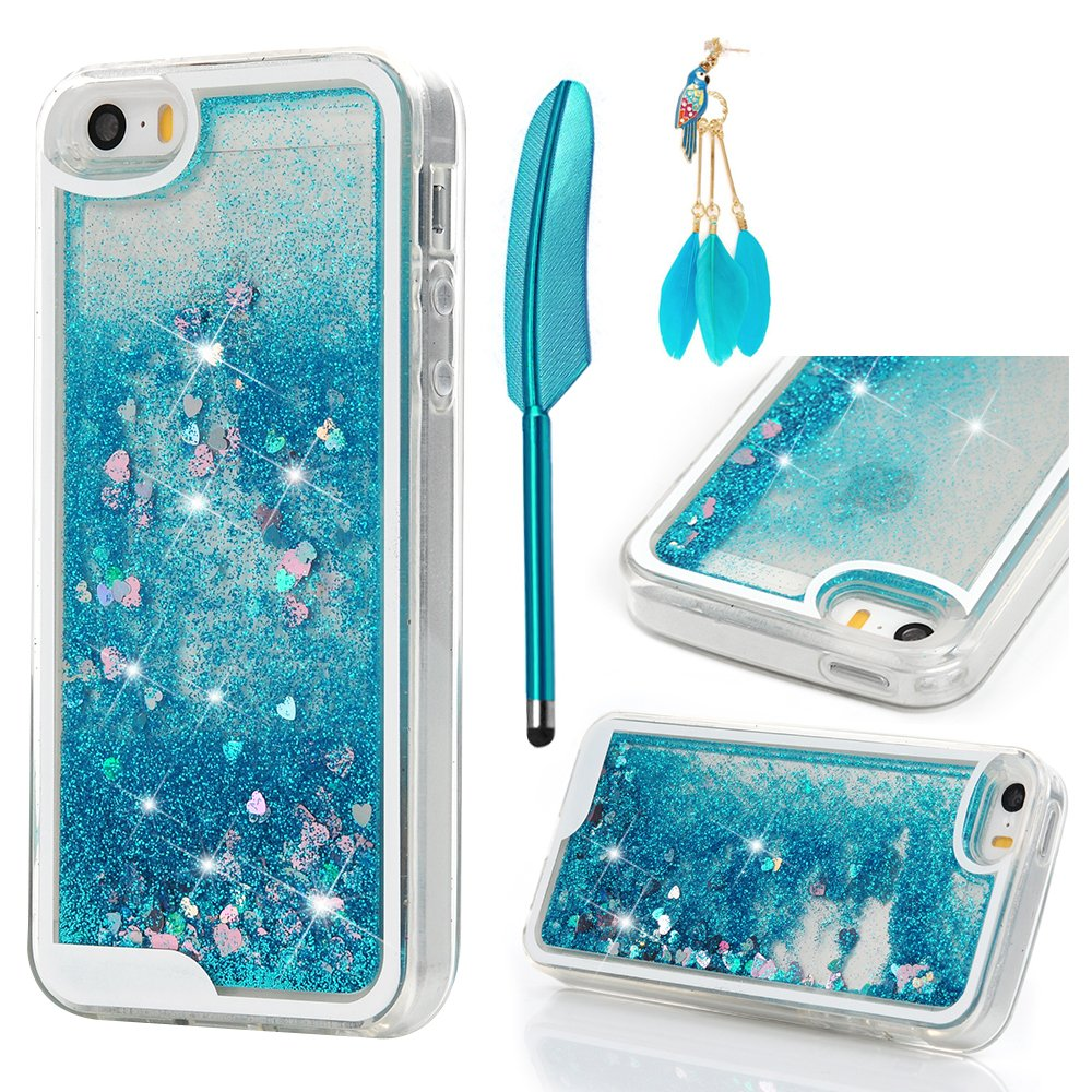 5s iphone case urberry iphone 5 running glitter cover 10014