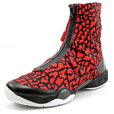 Nike Air Jordan XX8 \u0026amp;quot;Elephant Print\u0026amp;quot; Mens Basketball Shoes 555109-610 Fire