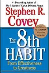 The 8th Habit: From Effectiveness to Greatness Paperback