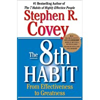 8th Habit: From Effectiveness to Greatness