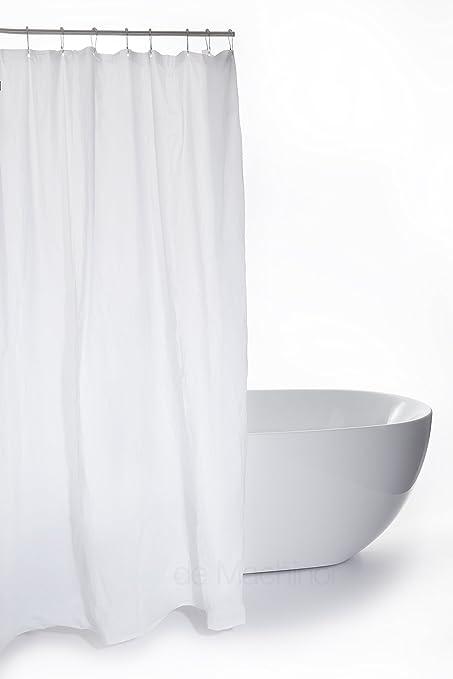 De Machinor Shower Curtain Liner