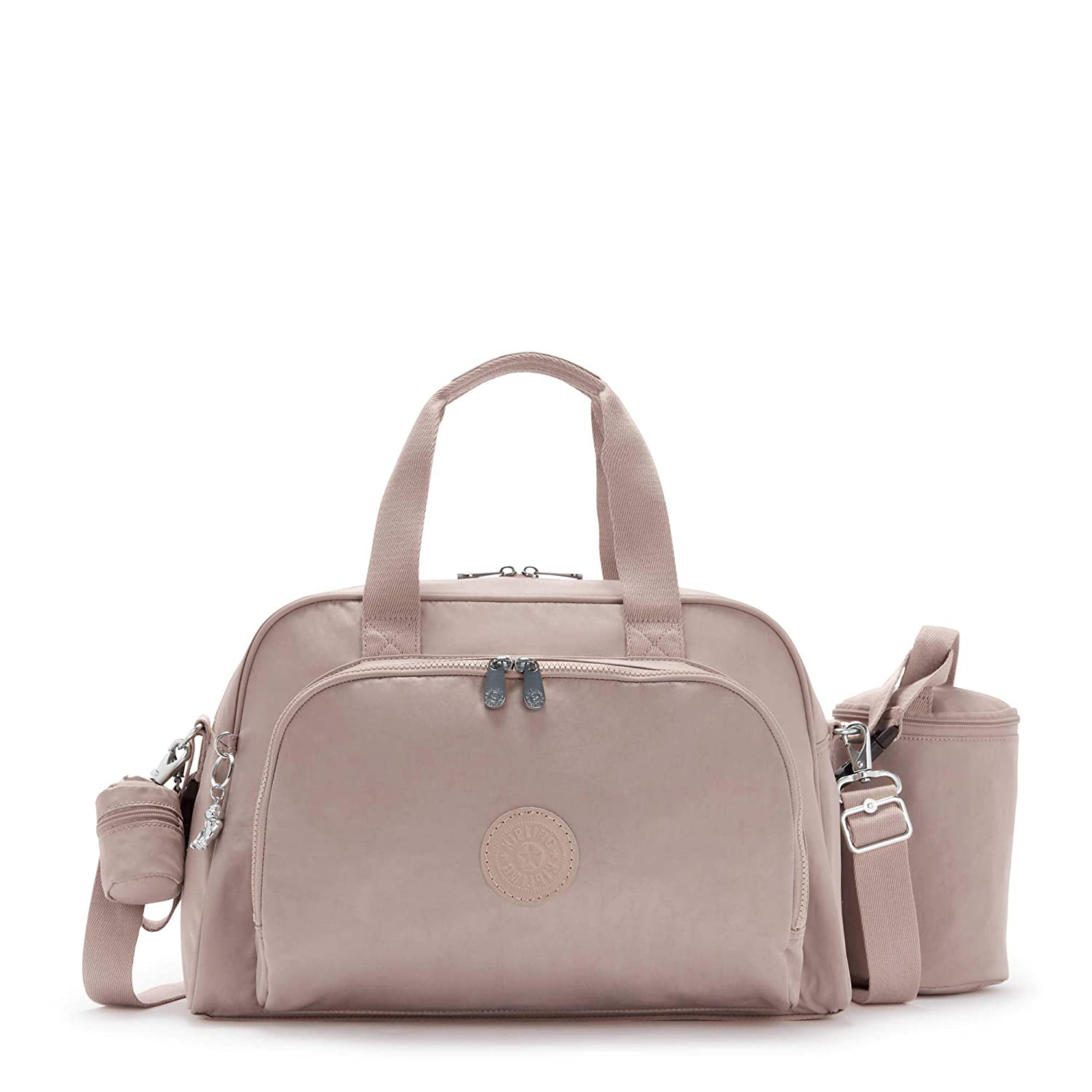 Kipling Camama Diaper Bag Mild Rose