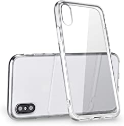 USA Case Rubber Soft Silicone Clear Gel New Shockproof TPU Slim Apple iPhone XR