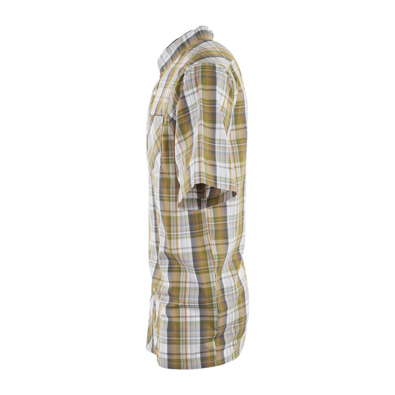 Large Browning Mens Westcott Shirt A000330320104 Ecru Olive