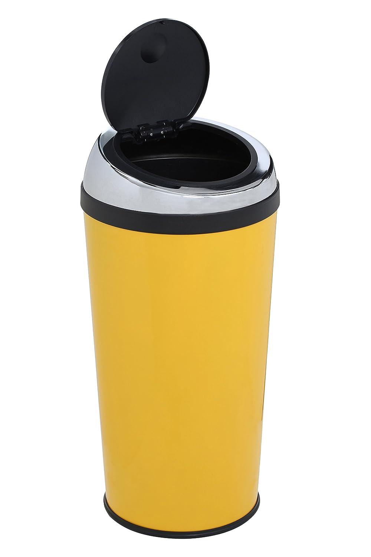 Premier housewares 0506438 touchbin poubelle acier inoxydable ...
