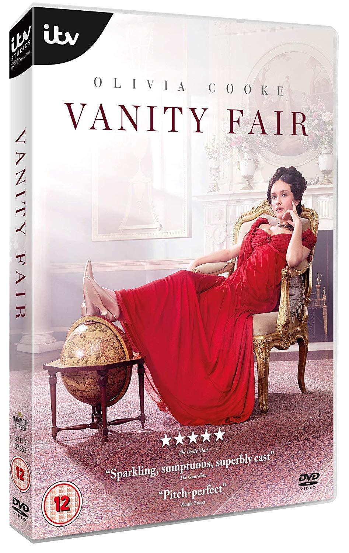 Amazon Com Vanity Fair Dvd 2018 Movies Tv