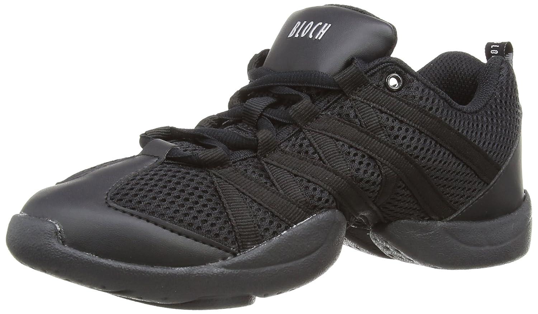 TALLA 39 EU. Bloch Criss Cross - Zapatillas de Caña Baja de Sintético Mujer