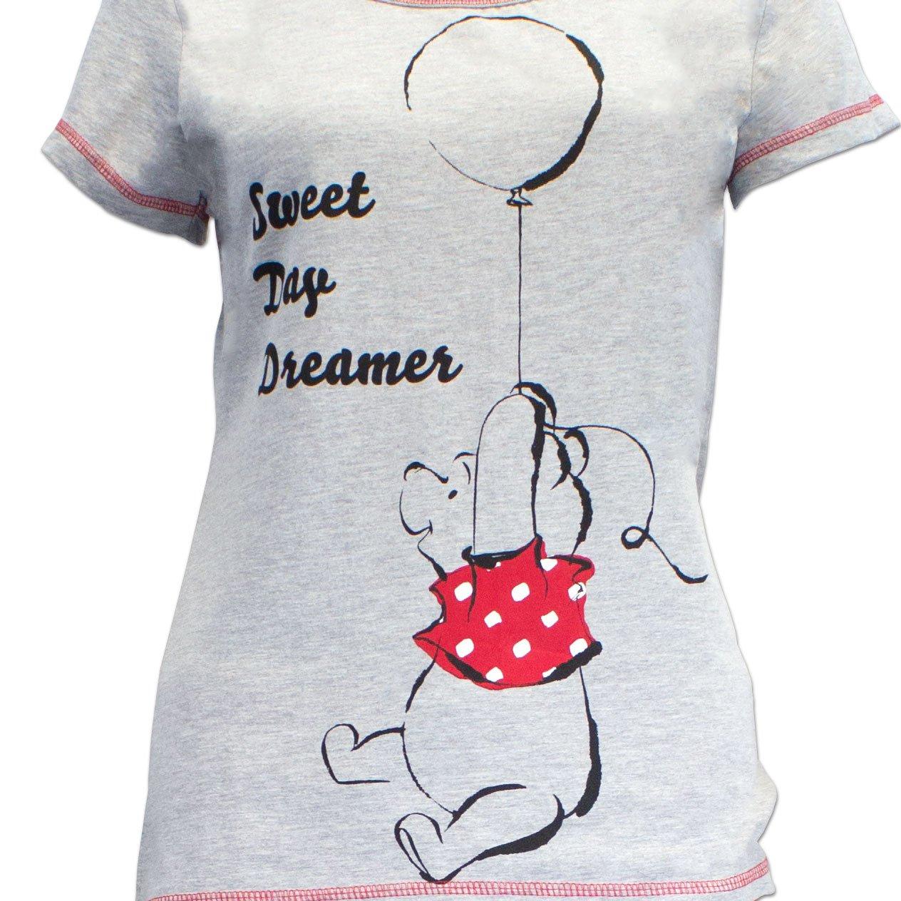 Winnie The Pooh - Pijama para mujer - Winnie Pu - 46 - 48: Amazon.es: Ropa y accesorios