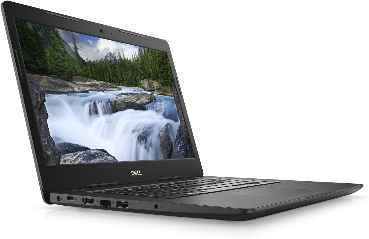"Dell Latitude 5NCNT Laptop (Windows 10 Pro, Intel i3-7130U, 14"" LCD Screen, Storage: 500 GB, RAM: 4 GB) Black"