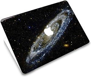 KBubble MacBook Laptop Vinyl Decal Sticker Skin for MacBook M0850 Hubble Space Telescope in Galaxy (MacBook Pro 13 inches)