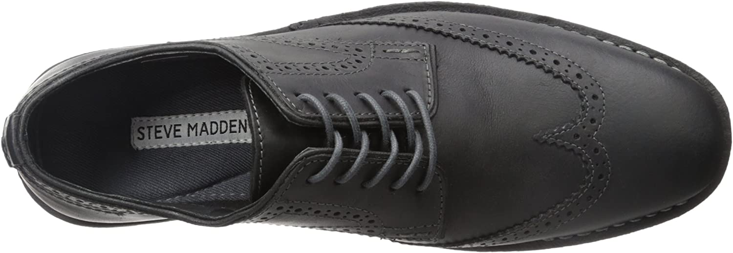 Steve Madden Mens Lookus Oxford